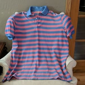 Men's 2xlt The Foundry Supply Co. Red White Blue